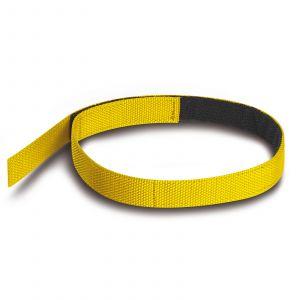 PAX Klettband für Schlauchpaket - gelb