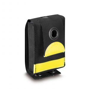 PAX Melderholster - Swissphone BOSS 925/935 Frontansicht