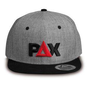 PAX Cap - grau