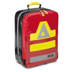 PAX SEG Rucksack Groß 2019 Farbe rot, Frontansicht
