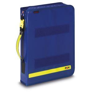 PAX Fahrtenbuch-Multi Organizer - KF  2019 Farbe blau, Frontansicht