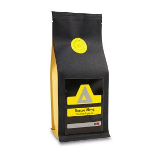 PAX Rescue Blend Frontansicht PAX Espresso