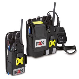 PAX Pro Series-Funkgeräteholster in der Größe M + L.