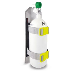 PAX Sauerstoffflaschenhalterung 2L - Magnet