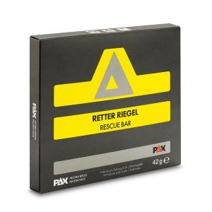PAX Retter Riegel, 4er Box, Frontansicht