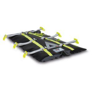 PAX Vakuumschienen Set - Rec, Ansicht Rückseite Vakuumschiene Rec Arm.
