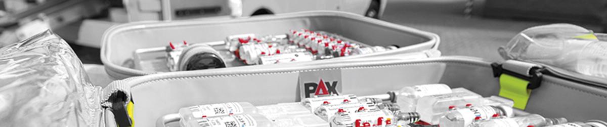 PAX Ampullarium