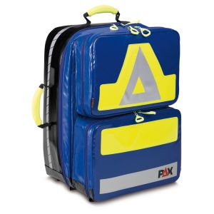 PAX Wasserkuppe L-FT2 ems backpack blue front view