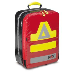 PAX Rapid Response Team Backpack Large, red, frontview