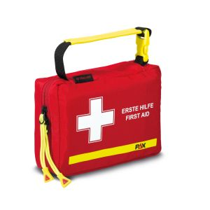 PAX First Aid Bag - S - 2019 colour red, front view