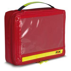 PAX Ampullarium L, Frontansicht geschlossen, Farbe rot, Material PAX-Tec.
