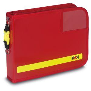 Fahrtenbuch DIN A5-quer Tablet PAX diverse Ausführungen rot