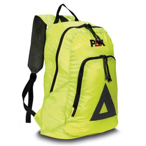 PAX daypack exPAXable in the colour dayglow yellow
