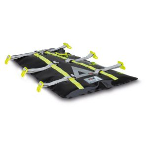 PAX vacuum rail set - Rec, view of rear side of vacuum rail rec arm.